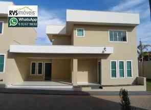 Casa em Condomínio, 3 Quartos, 2 Vagas, 1 Suite em Avenida São Paulo, Vila Brasília, Aparecida de Goiânia, GO valor de R$ 454.000,00 no Lugar Certo