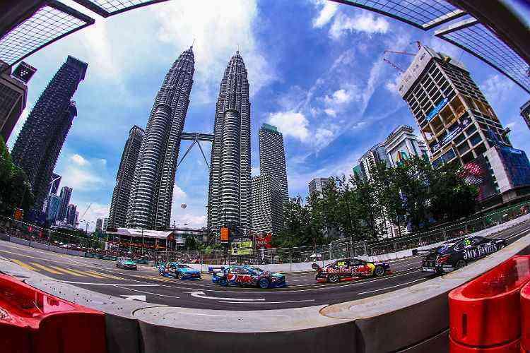 Petronas Towers, em Kuala Lumpur, na Malásia - MOHD RASFAN/AFP