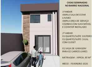 Casa, 2 Quartos, 2 Vagas, 2 Suites em Vinte e Um de Abril, Nacional, Contagem, MG valor de R$ 270.000,00 no Lugar Certo
