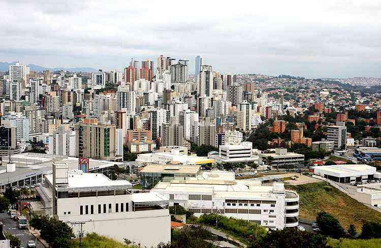 Expansão do Estoril foi ligada ao crescimento do seu vizinho Buritis - Edésio Ferreira/EM/D.A Press
