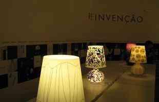 Circuito DMAIS movimenta BH e inspira a pensar e conhecer o design. Na foto, exposição Reinvenção, na Abatjour de Arte