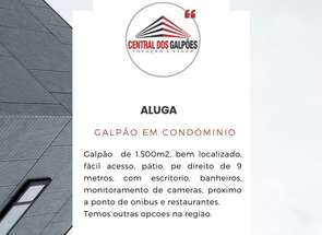 Galpão para alugar em Distrito Industrial Bandeirinhas, Betim, MG valor de R$ 22.500,00 no Lugar Certo