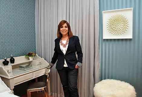 Diversidade de aplicação no lar é o destaque do estilo para a designer de interiores Rosângela Brandão Mesquita  - Eduardo Almeida/RA Studio