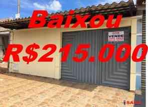 Casa, 3 Quartos, 2 Vagas, 1 Suite em Rua Ab13, Residencial Alice Barbosa, Goiânia, GO valor de R$ 220.000,00 no Lugar Certo