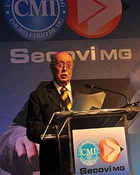O diretor-geral do grupo Diários Associados, Edison Zenóbio - Marcos Vieira/EM/D.A Press
