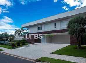 Casa em Condomínio, 4 Quartos, 5 Vagas, 4 Suites em Alphaville Ipês, Goiânia, GO valor de R$ 7.200.000,00 no Lugar Certo