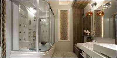 Banheiro de Hóspedes - Heaven Spas/Divulgação