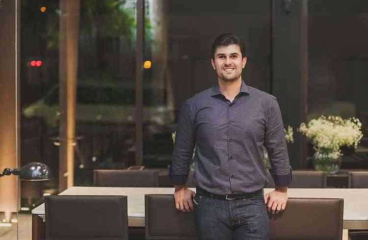 Foi apostando no potencial do Bairro Jardim Canadá que o empresário Bruno Guerra abriu a D/IT Casa, especializada em móveis de decoração de luxo - Fabiano Aguiar/Divulgação