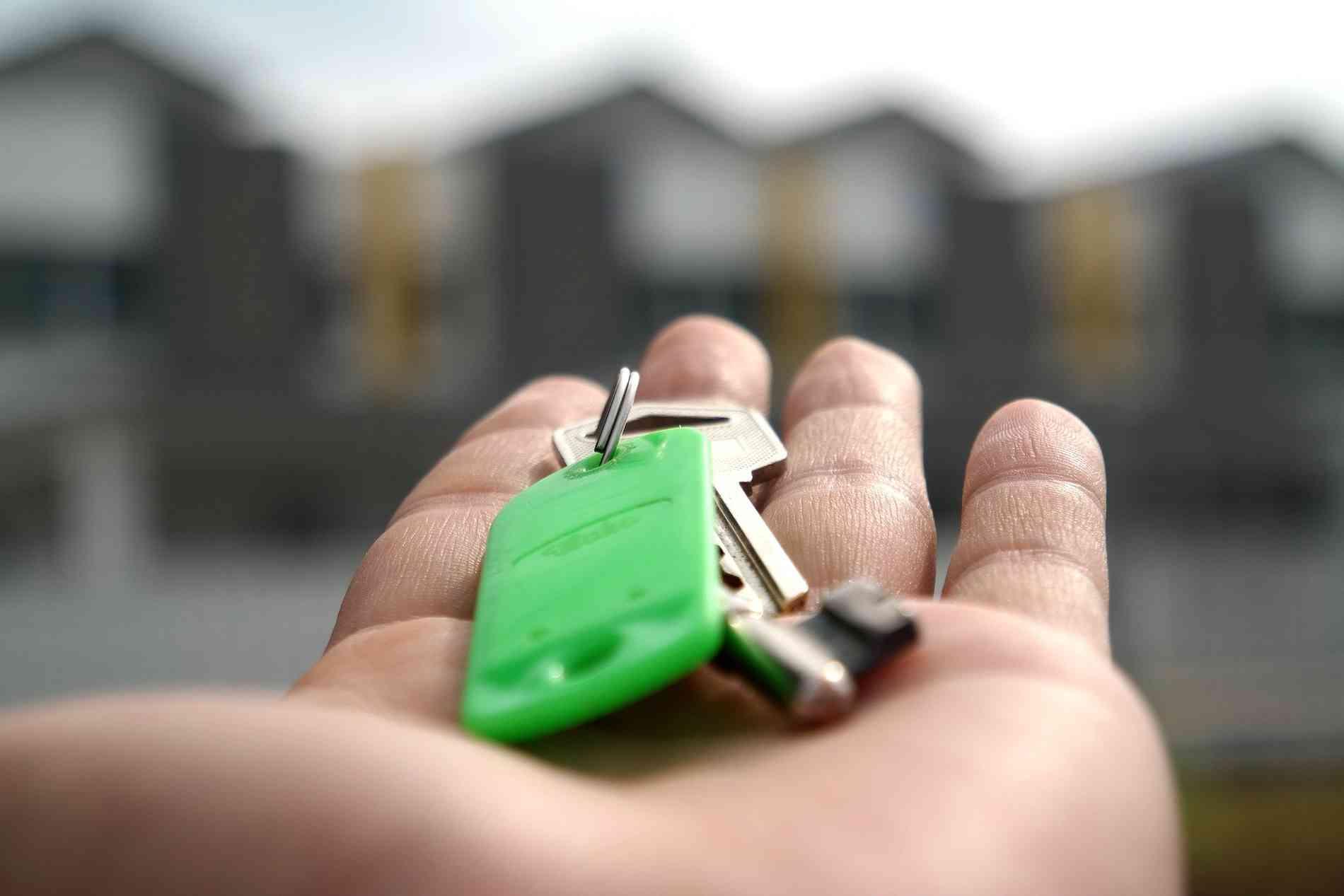 O desejo de uma casa/apartamento novo ajudou a manter o setor de construção civil aquecido em 2020 - Pixabay