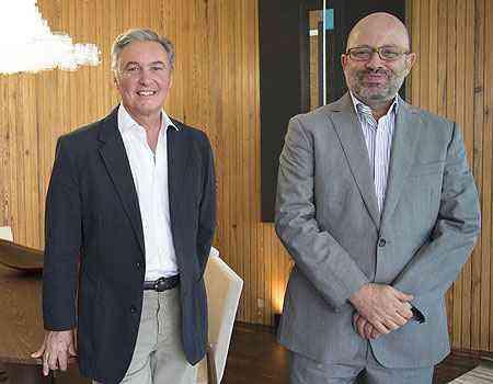 Ernesto Lolato e João Grillo apresentam uma Casa Cor que volta às origens - Thiago Ventura/EM/D.A Press