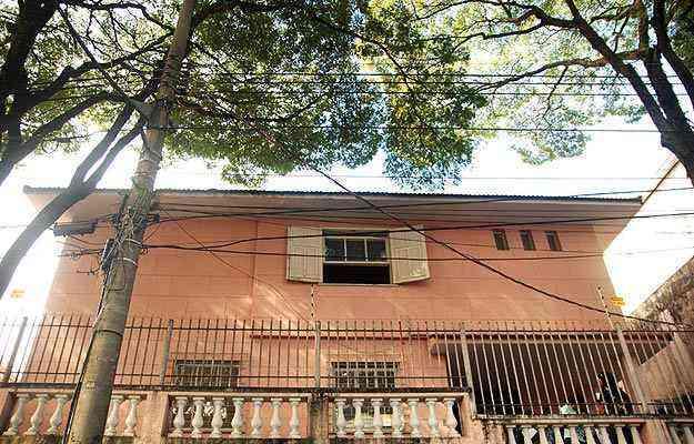 Este ano, a Morar Mais vai ocupar três imóveis na região Centro-Sul da capital - Thiago Ventura/Portal Uai/D.A Press