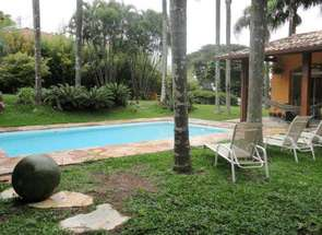 Casa, 4 Quartos, 5 Vagas, 2 Suites em Rua Desembargador Joaquim Furtado, Belvedere, Belo Horizonte, MG valor de R$ 5.000.000,00 no Lugar Certo