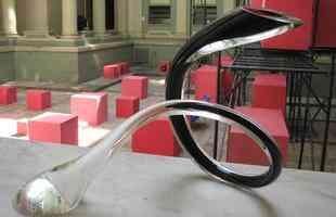 Circuito DMAIS movimenta BH e inspira a pensar e conhecer o design. Na foto, trabalho da designer Jacqueline Terpins