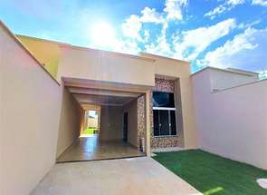 Casa, 3 Quartos, 2 Vagas, 1 Suite em Rua Camassari, Jardim Helvécia, Aparecida de Goiânia, GO valor de R$ 350.000,00 no Lugar Certo