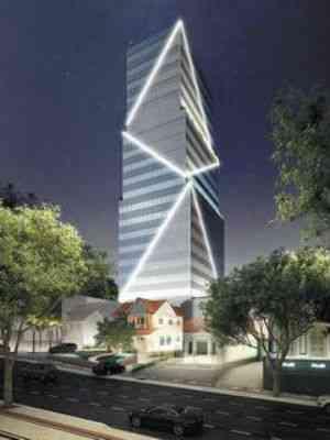 Domani Business Center, da Construtora Caparaó, está localizado em um dos pontos mais nobres da cidade - CONSTRUTORA CAPARAÓ/DIVULGAÇÃO