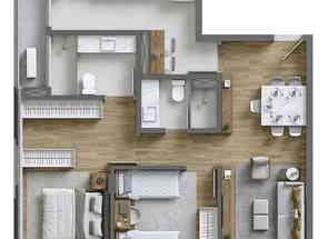 Apartamento, 2 Quartos, 1 Vaga, 1 Suite em Shcnw 04/05 Lotes H, Noroeste, Brasília/Plano Piloto, DF valor de R$ 960.000,00 no Lugar Certo