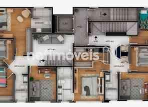 Cobertura, 4 Quartos, 4 Vagas, 2 Suites em Santa Rosa, Belo Horizonte, MG valor de R$ 1.250.000,00 no Lugar Certo