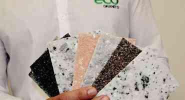 Ecogranito oferece infinitas possibilidades para garantir um resultado satisfatório na obra