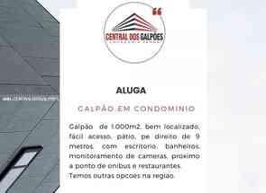 Galpão para alugar em Rua Alexandrina Lopes de Souza (jd Nilza), Parque Industrial, Maringá, PR valor de R$ 15.000,00 no Lugar Certo